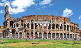 Colosseum Rzym, Włochy Obrazy Stock