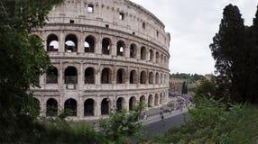 Colosseum Rzym wyborowy przegląd obrazy stock