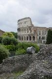 Colosseum's Ruins Stock Photos