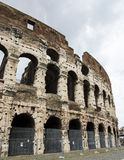 Colosseum sikt, Rome Arkivfoto