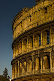 Colosseum at sundown, Rome Royalty Free Stock Photos