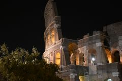 Colosseum-Traum lizenzfreies stockbild