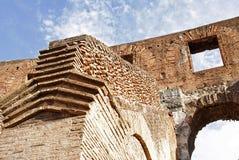 Colosseum van binnen-I-Rome Royalty-vrije Stock Fotografie
