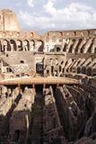Colosseum van binnen-ii-Rome Stock Fotografie