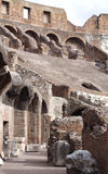 Colosseum van binnen-iv-Rome Royalty-vrije Stock Foto's