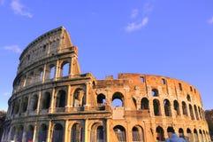 Colosseum van de stad van Rome Stock Foto's