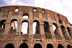 Colosseum van Rome Stock Foto