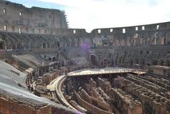 Colosseum van Rome in lazio in Italië Royalty-vrije Stock Afbeeldingen