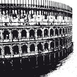Colosseum (vector) Stock Photography