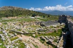 Colosseum velho Imagens de Stock Royalty Free
