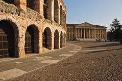 Colosseum, Verona (Arena di Verona) Royalty Free Stock Image