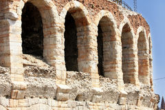 Colosseum in Verona, Italy Royalty Free Stock Photography