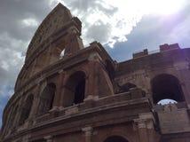 Colosseum virtuositet Arkivfoton