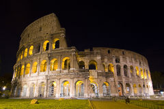 Colosseum von Rom Stockfotos