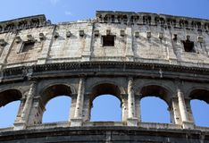 Colosseum von Rom (Italien) Lizenzfreie Stockfotos