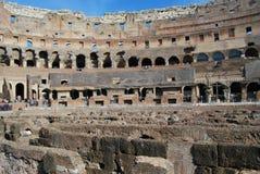 Colosseum von Rom in Lazio in Italien Lizenzfreies Stockbild