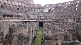 Colosseum wśrodku widoku Zdjęcie Royalty Free