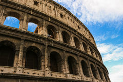 Colosseum w Rome obraz royalty free