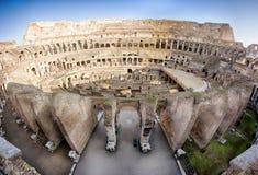 Colosseum w Rzym Zdjęcia Royalty Free