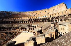 Colosseum w Rzym Fotografia Stock