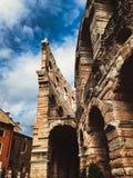 Colosseum w Verona zdjęcie royalty free