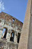 Colosseum walls Royalty Free Stock Photos