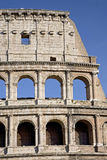 The Colosseum, the world famous landmark in Rome Royalty Free Stock Photography