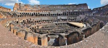 colosseum wśrodku rzymskiego Zdjęcia Royalty Free