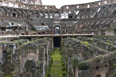 Colosseumen. Fotografering för Bildbyråer