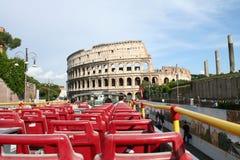 Colosseumen Royaltyfria Foton