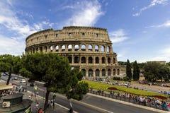 Colosseumen Royaltyfri Foto