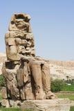 Colossi di Memnon Immagini Stock