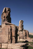 Colossi of Memnon Stock Photo
