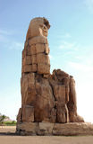 Colossi of Memnon Stock Images