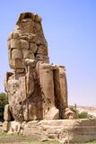 Colossi of Memnon Royalty Free Stock Images