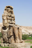 colossi memnon Obrazy Stock
