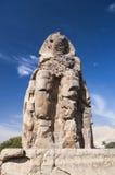 Colossi of Memnon in Luxor Stock Photos