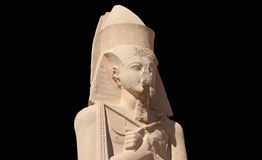 COLOSSI OF RAMSES II Royalty Free Stock Photo