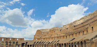 Colossium Wand Stockbild