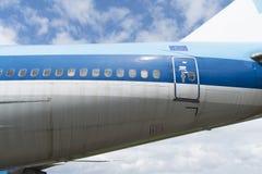 Colosso de Boeing 747 - jato Fotografia de Stock