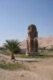 Colosso di Memnon Fotografia Stock