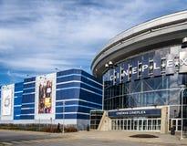 Colosso Laval Movie Theater fotografia stock libera da diritti