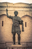 Colossus of Barletta Royalty Free Stock Photos