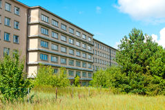 Colossus of Prora Stock Images