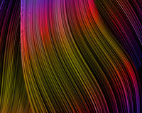 Colouful stripes Background Royalty Free Stock Photography