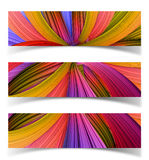 Colouful stripes Background Royalty Free Stock Photos