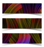 Colouful stripes Background Stock Photography