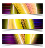 Colouful stripes Background Royalty Free Stock Photo