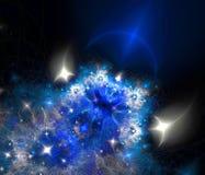 Colour abstract art nebula , backdrop . Colour abstract  nebula , backdrop (wallpaper)background Stock Image