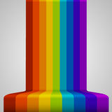 Colour Abstract Background Stock Image